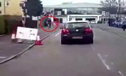 Видео: Месть сбитого велосипедиста!
