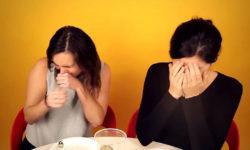 Видео: Реакция американцев на русскую водку и традиционную российскую закуску!