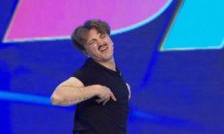 Видео: потрясный танцевальный номер от команды КВН Камызяки в исполнении Дениса Дорохова